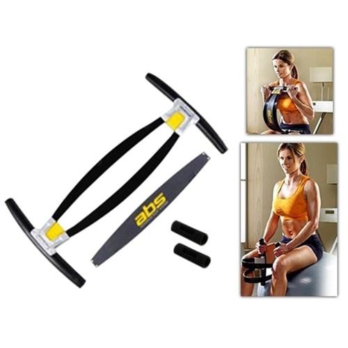 Aparat fitness pentru brate, abdomen si coapse Gold's Gym ABS-0