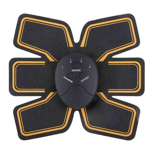 Centura electrostimulare Six Pack EMS Beauty Body, 6 trepte-0