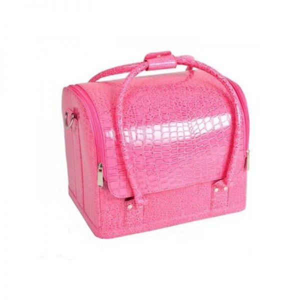 Geanta pentru make-up Roz Beauty Case-0