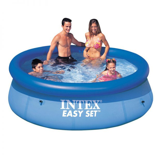 Piscina gonflabila Intex Easy Set Clearview 56970/28110 244 x 76 cm-0