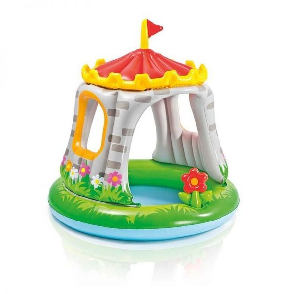 Piscina gonflabila Castle Baby Intex 57122NP-0