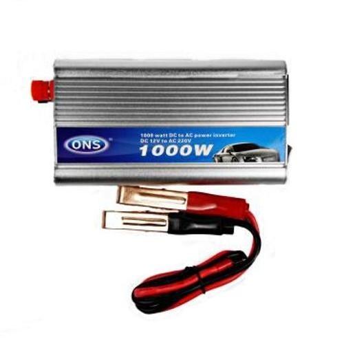 Invertor auto 1000W ONS, 12V, sinusoida modificata, clestisori-0