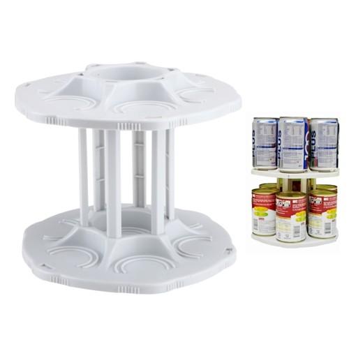 Organizator rotativ pahare, cutii si conserve Can-Tamer-0