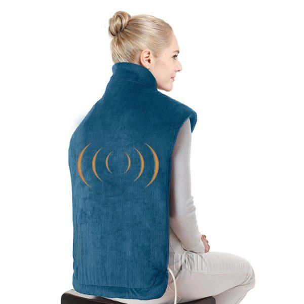 Pelerina de masaj cu incalzire Thermapulse Relief Wrap-0